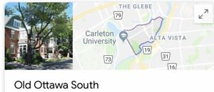 Family looking for Old Ottawa South or Glebe home