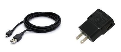 Usb Cable Cord+charger Plug For Samsung Wb30f St72 St150f Dv150f Digital Camera