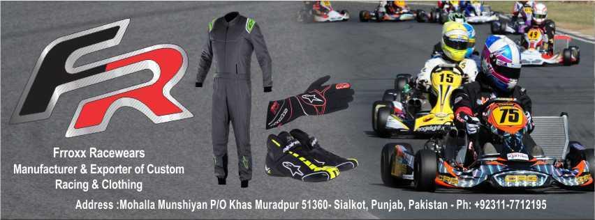 Frroxx Racewear
