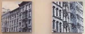 MATCHING HOME DECOR PAINTINGS