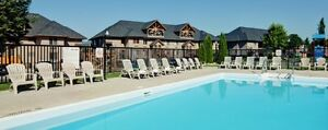 Sept 3-10 RADIUM BC, 1BR BIGHORN MEADOWS RESORT, GOLF