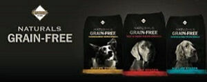 Diamond Naturals Grain Free Dog Food!
