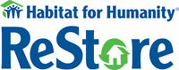 Habitat for Humanity NS ReStore - Donations Accepted!