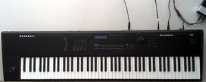 Weighted Keyboard: Digital Piano and MIDI Controller -- Kurzweil
