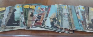 Lot of 57 National Geographic School Bulletins Kitchener / Waterloo Kitchener Area image 1