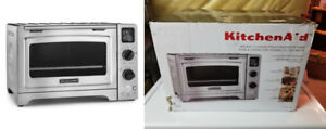 "*New* KitchenAid 12"" Convection Digital Countertop Oven"