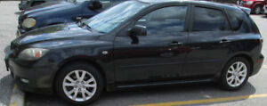 2007 Mazda3 Sport - Safety and e-tested