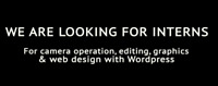 THIS IS A CALL for INTERNS for our PRODUCTION COMPANY in CALGARY