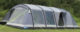 Kampa Croyde 6 Air Tent with pump