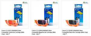 ink cartridges for Canon PIXMA series injet printer