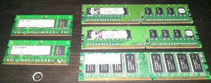 I have a few memory ram cards for sale or trade