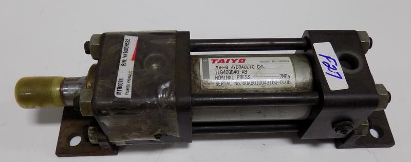 TAIYO 70H-8 HYDRAULIC CLYLINDER 1LB40BB40-AB