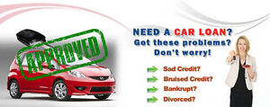Car Loans and Credit Solutions > Bad Credit OK - Apply Now!