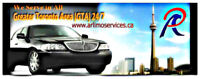 Taxis and limousines - Toronto Pearson , Kitchener
