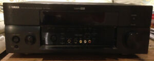 MINT YAMAHA RX-V1900 7.1 Receiver w2 POWER & Remote Control