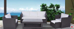 Outdoor Aluminum Set for Patio and Balconies Just Reduced $100
