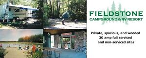 CAMPGROUND AND R.V. RESORT FOR SALE