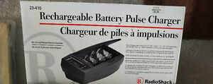 Rechargeable Battery Pulse Charger