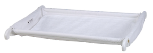 Cariboo Bassinet Changer Change Table in White Applecross Melville Area Preview