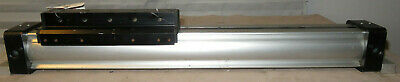 Norgren Rodless Pneumatic Air Cylinder 50mm Bore X 14 Stroke 150 Psig Max.