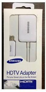 MHL 2.0 HDTV Adapters for SAMSUNG S3,S4,S5 (NEW in BOX)
