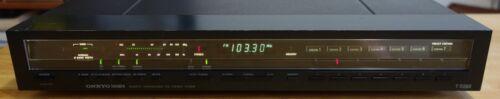 Onkyo Integra T-9060 AM/ FM Stereo Tuner