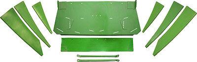 Wide Spread Deflector Assembly For John Deere 9400 9410 9500 9510 Combine