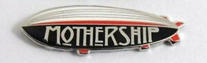 **NEW** Led Zeppelin 'Mothership' enamel badge.