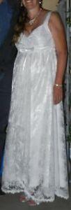 robe de soirée ou mariage