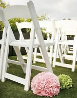 Wedding Chairs | Now Renting for 2019 Season!