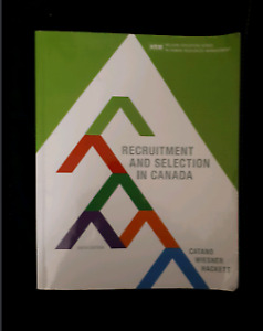 Recruitment And Selection Textbook