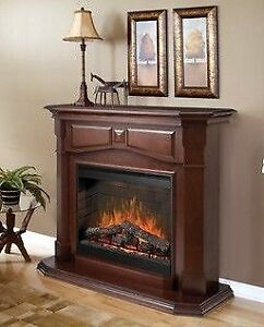 Dimplex Electric Fireplace ~ with remote!
