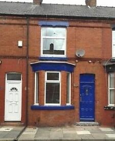 HOUSE 2 BEDROOMS NEAR TO BIRKENHEAD PARK GREAT TRANSPORT TO ALL WIRRAL + LIVERPOOL
