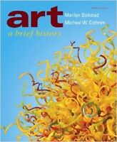 Art: A brief history 5th ed. Stokstad and Cothern