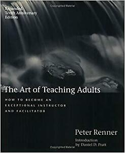 Selling: The Art of Teaching Adults by Peter Renner