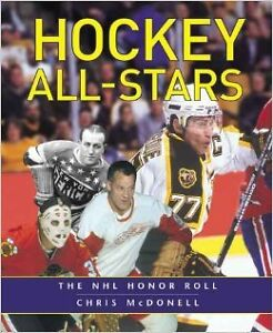 Hockey ALL STARS NHL HONOR ROLL cover price $40.00
