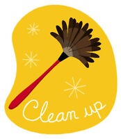 Housekeeping for South Edmonton and Beaumont :)