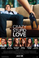 Film: Crazy, stupid, love en DVD