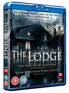 THE LODGE - BLU-RAY - REGION B UK