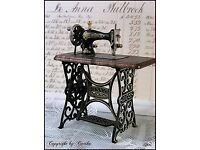 sewing machine .. spode