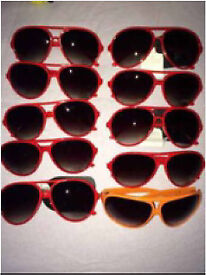 Job lot sunglasses hen or stag party accessories