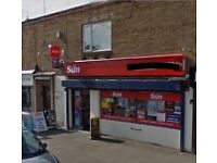 Off licence Business for sale, shirley solihull (urgent sale required) due to medical reasons