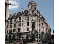 CHANCERY LANE Private Office Space to Let, EC4A - Flexible Terms | 2 to 75 people