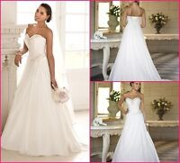 Robe de mariee NEUVE - Jamais Portee - Wedding Dress NEW!