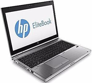 HP 8470 LAPTOP i5-3310 2.5GHZ/4GB/250GB HDD