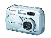 FinePix 2600Zoom Camera.