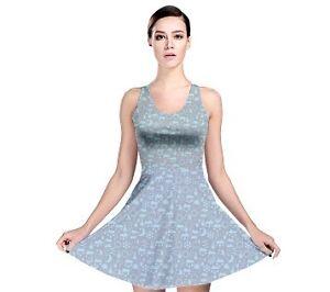 Fully customizable Reversible Skater Dress