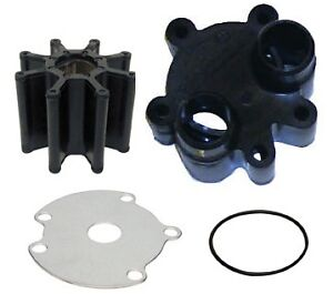 Water Pump Impeller Kit with Housing for Mercruiser Bravo Replaces 46-807151A14