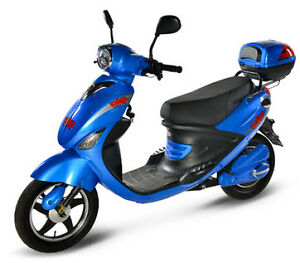 GIO ELECTRIC BIKE / SCOOTER  -  CALL 734-1114