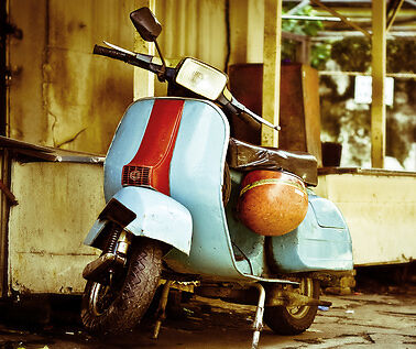 Considerations When Buying a Used Vespa